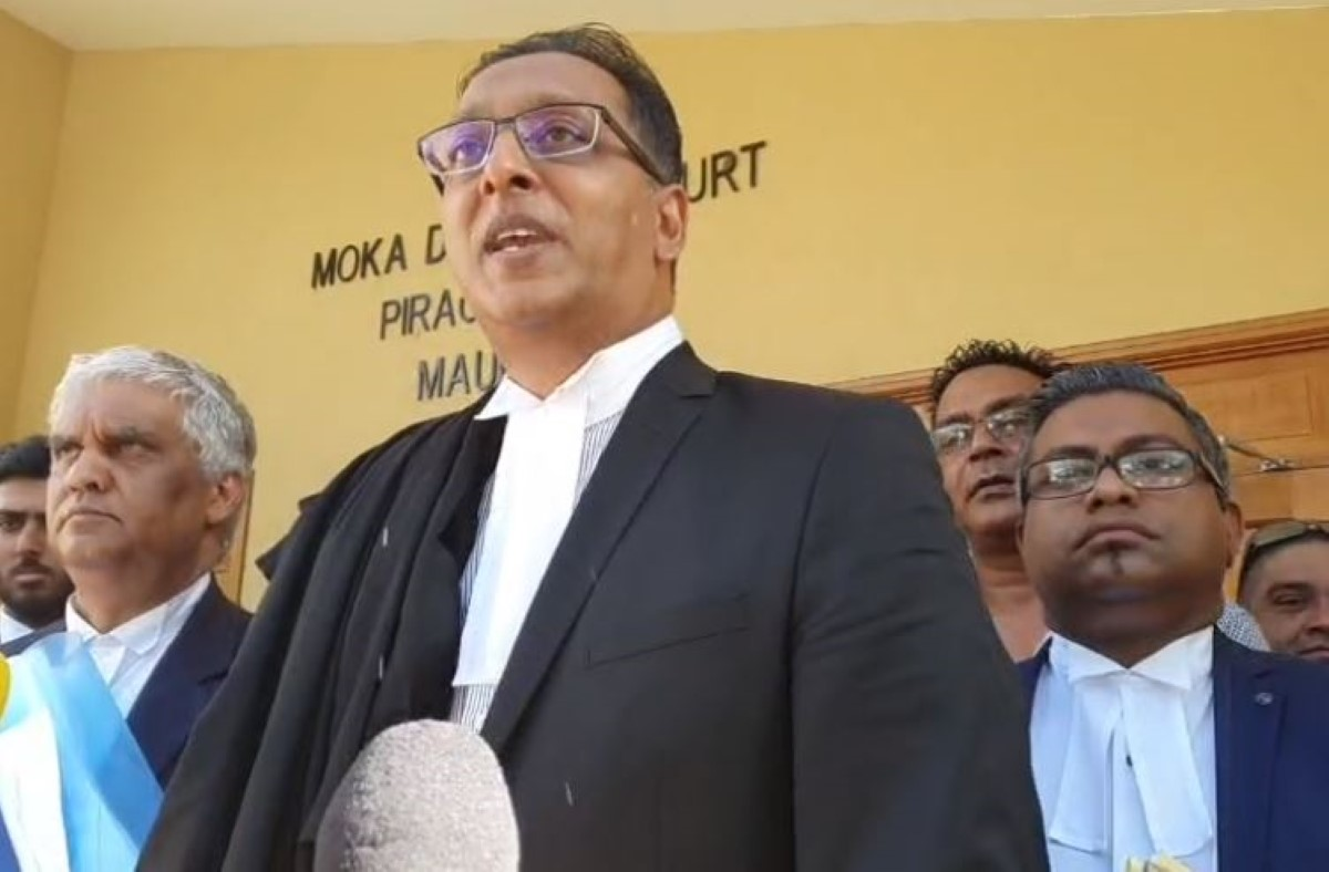 Affaire Kistnen : Un système mafia à quatre paliers, selon Bhadain