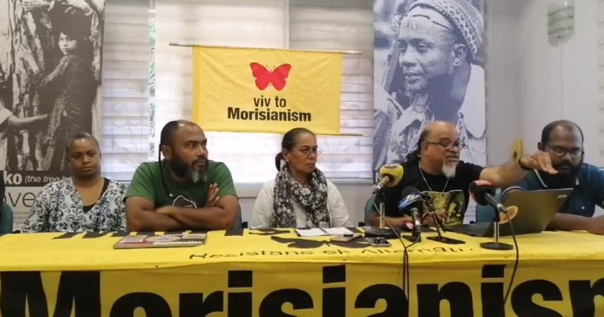 Rezistans ek Altenativ lance un appel aux Mauriciens pour ne pas rester silencieux face à la mafia