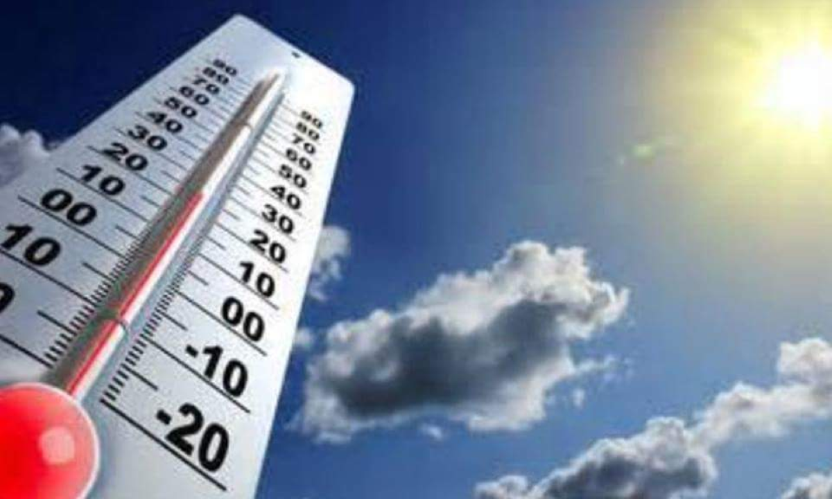 Des températures au-dessus des normales de saison : le mercure grimpera jusqu'à 34 °C