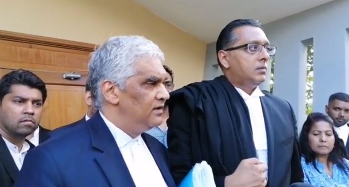 Meurtre à Beau-Bassin : Rama Valayden avocat de la famille Fakoo