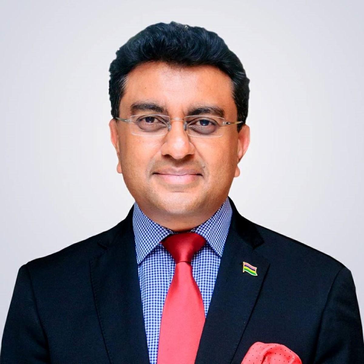 Yatin Varma est le nouveau président du Bar Council