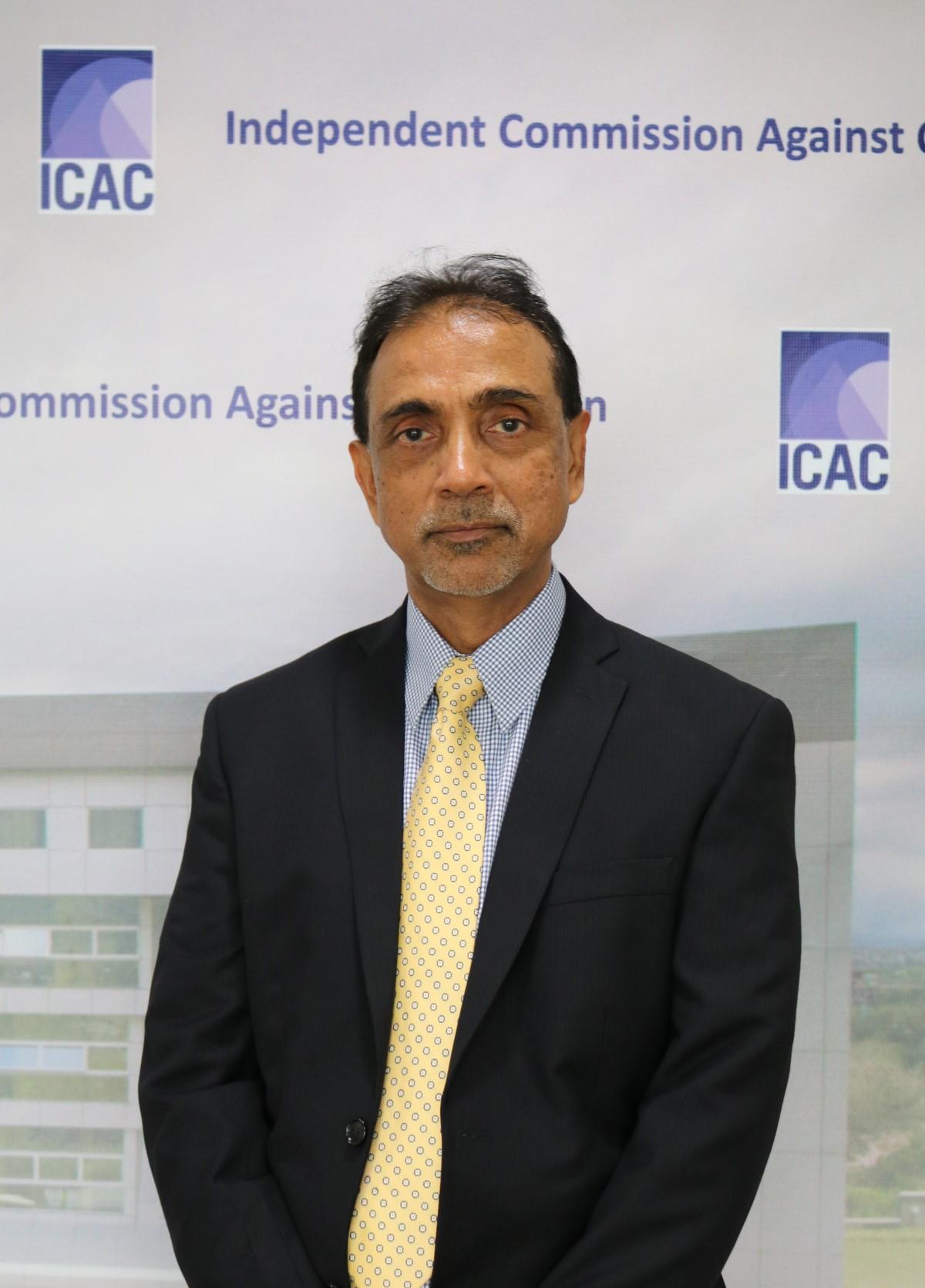"""Affaire Kistnen : l'Icac déclare que le contenu de la lettre de Rama Valayden est """" irrationnel, sans fondement et exagéré"""""""