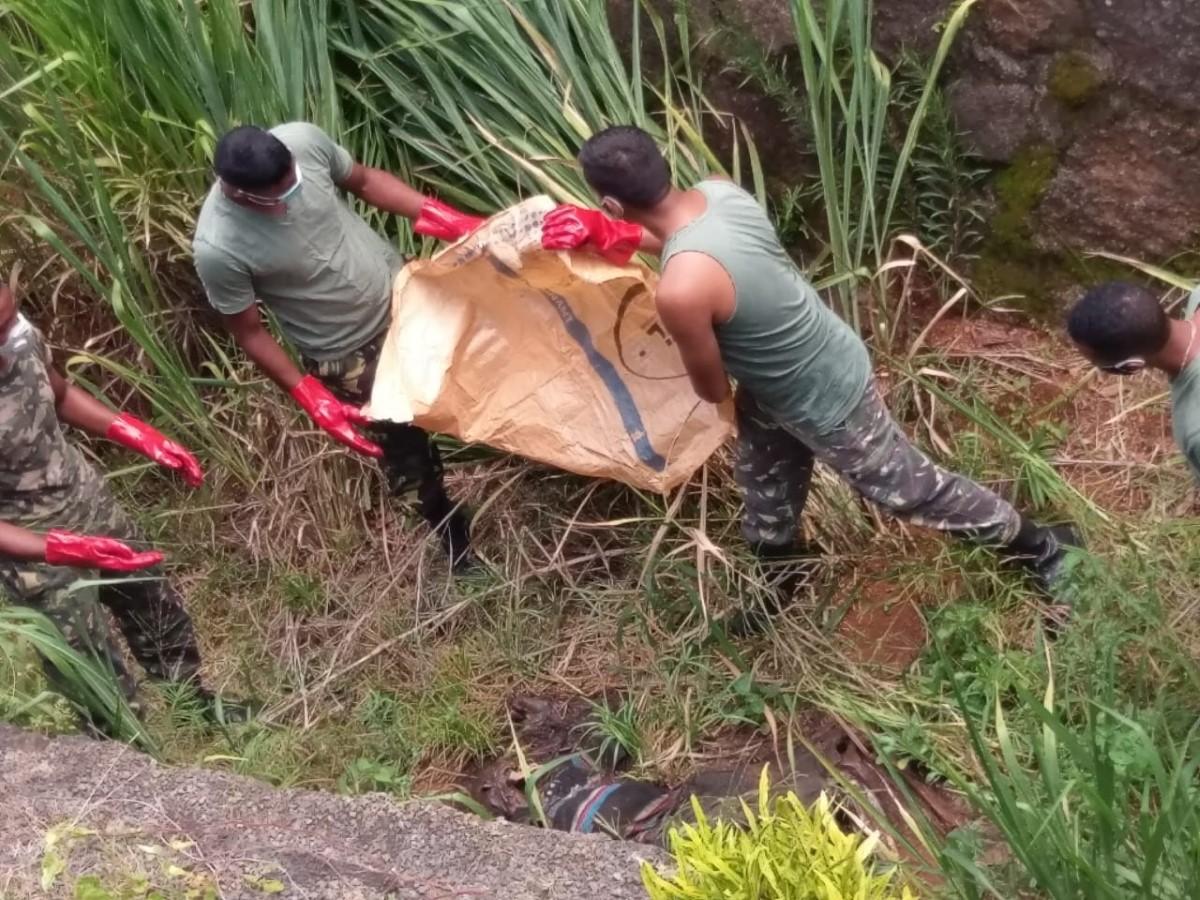 Rivière du Rempart : le corps d'un homme retrouvé dans un champs de canne