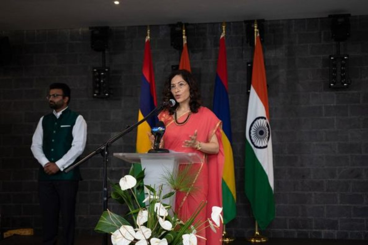 @ India in Mauritius (High Commission of India, Port Louis)