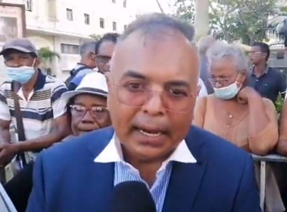 Private Prosecution du ministre Sawmynaden : Plaidoirie de 47 pages de Me Teeluckdharry