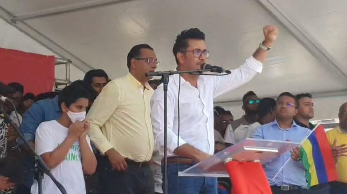 Shakeel Mohamed invite l'assistance à la marche du 13 février