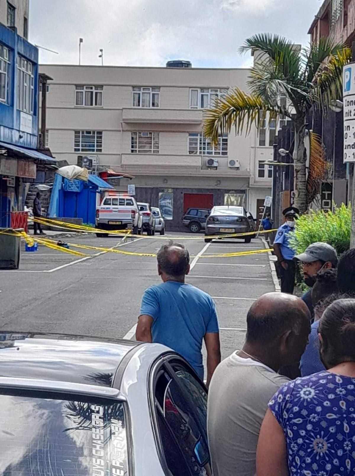 Curepipe: une jeune femme de 22 ans tuée en plein centre-ville par son ex-petit ami