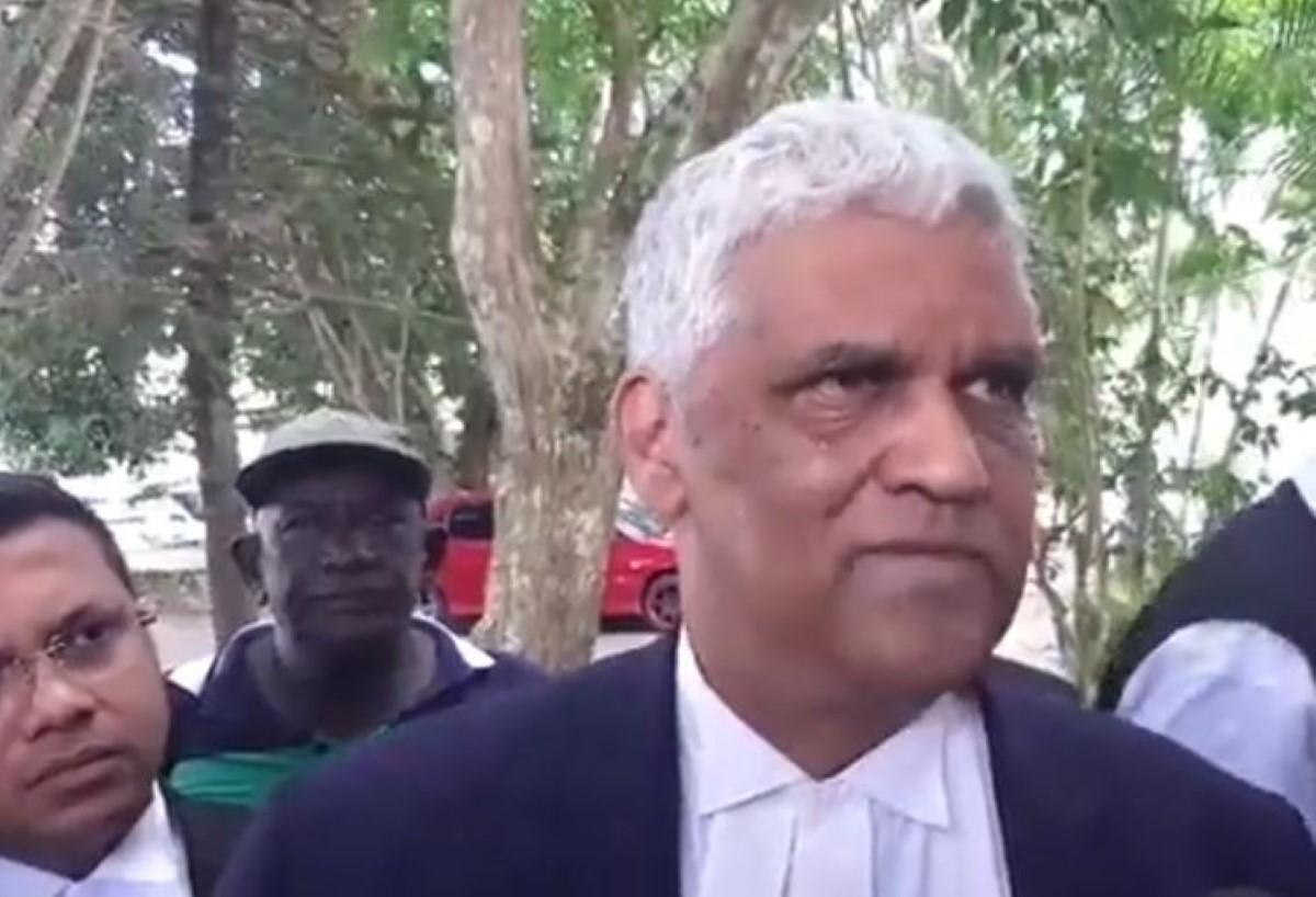 [Vidéo] Décès de Marcelin Imbert : « La campagne d'élimination a démarré.. Je suis le prochain », affirme Valayden