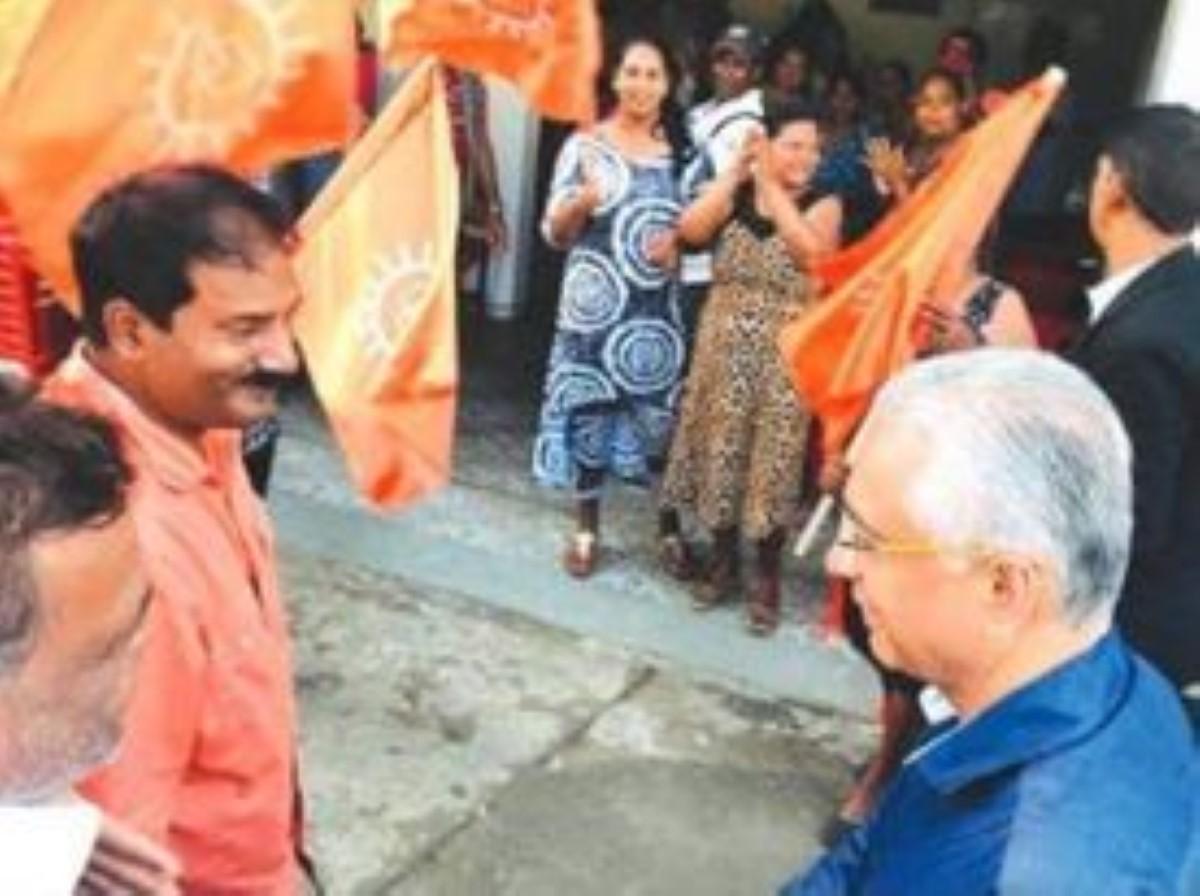 Affaire Kistnen : Valayden dépose une motion pour assigner Pravind Jugnauth comme témoin
