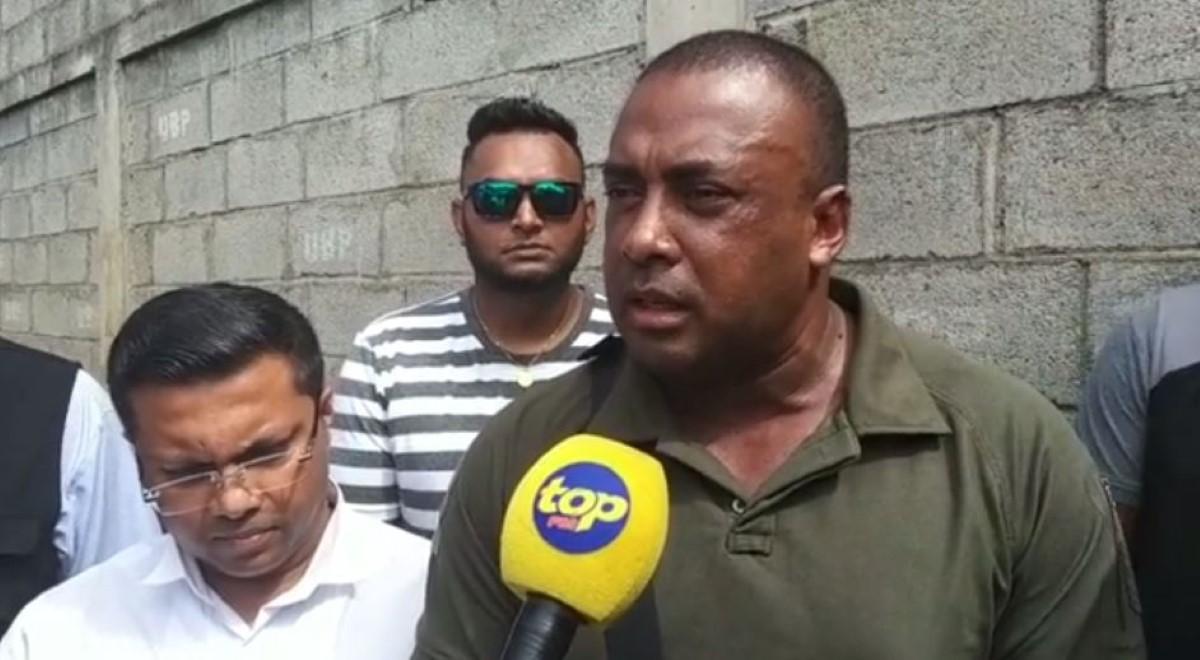 « Mo kapav get Pravind Jugnauth et claque li », lance Bruneau Laurette
