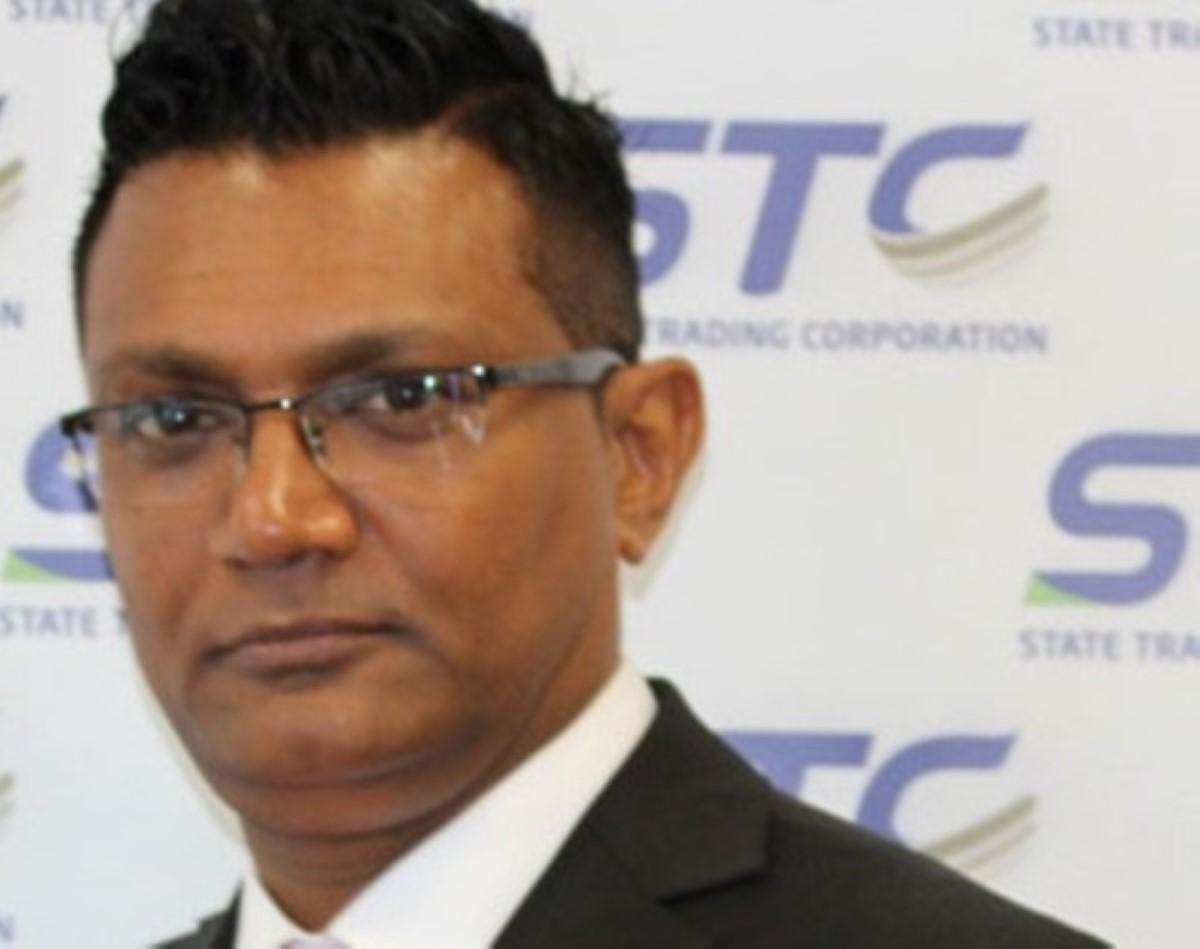 Jonathan Ramsamy, directeur général de la STC, et ses proches rattrapés dans l'affaire Kistnen
