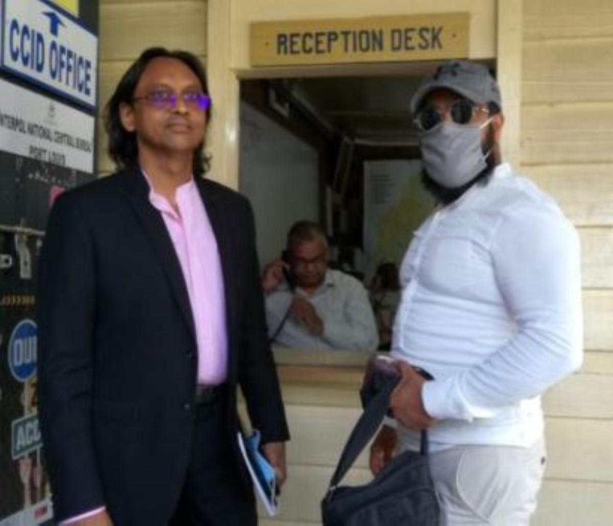 Senna Budlorun arrêté pour l'agression de Fardeen Okeeb