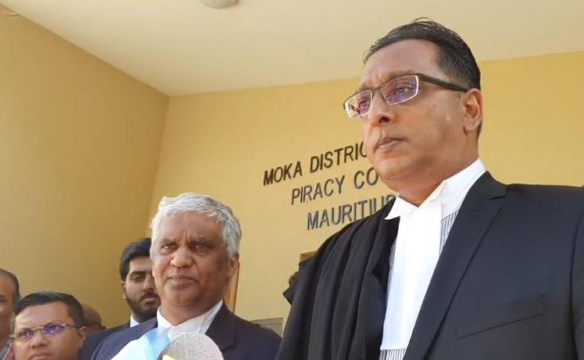 Au tour de Bhadain de venir avec une Private Prosecution