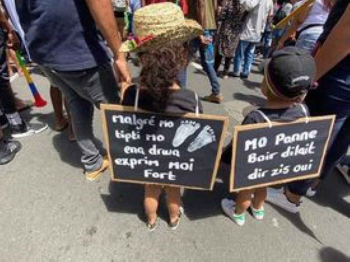 Pravind Jugnauth : «Bann frustre in al marse zordi...»