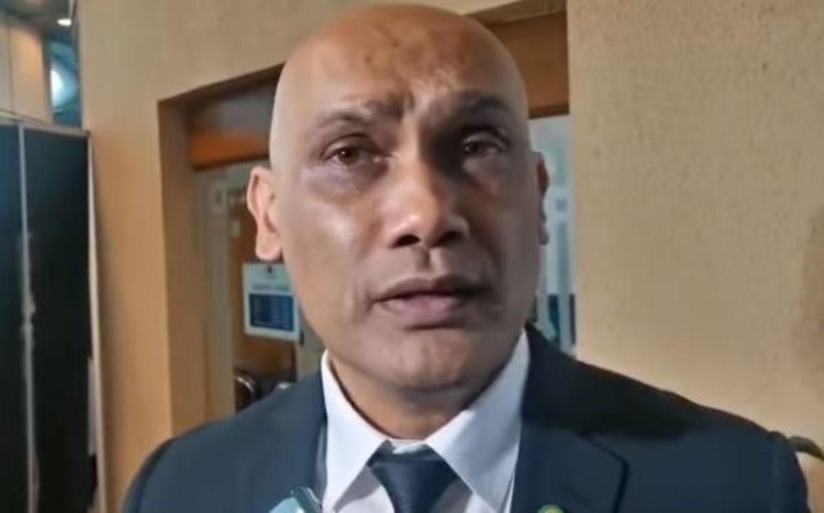Kailesh Jagutpal déclare « plus que jamais ancré au sein de l'équipe gouvernementale »