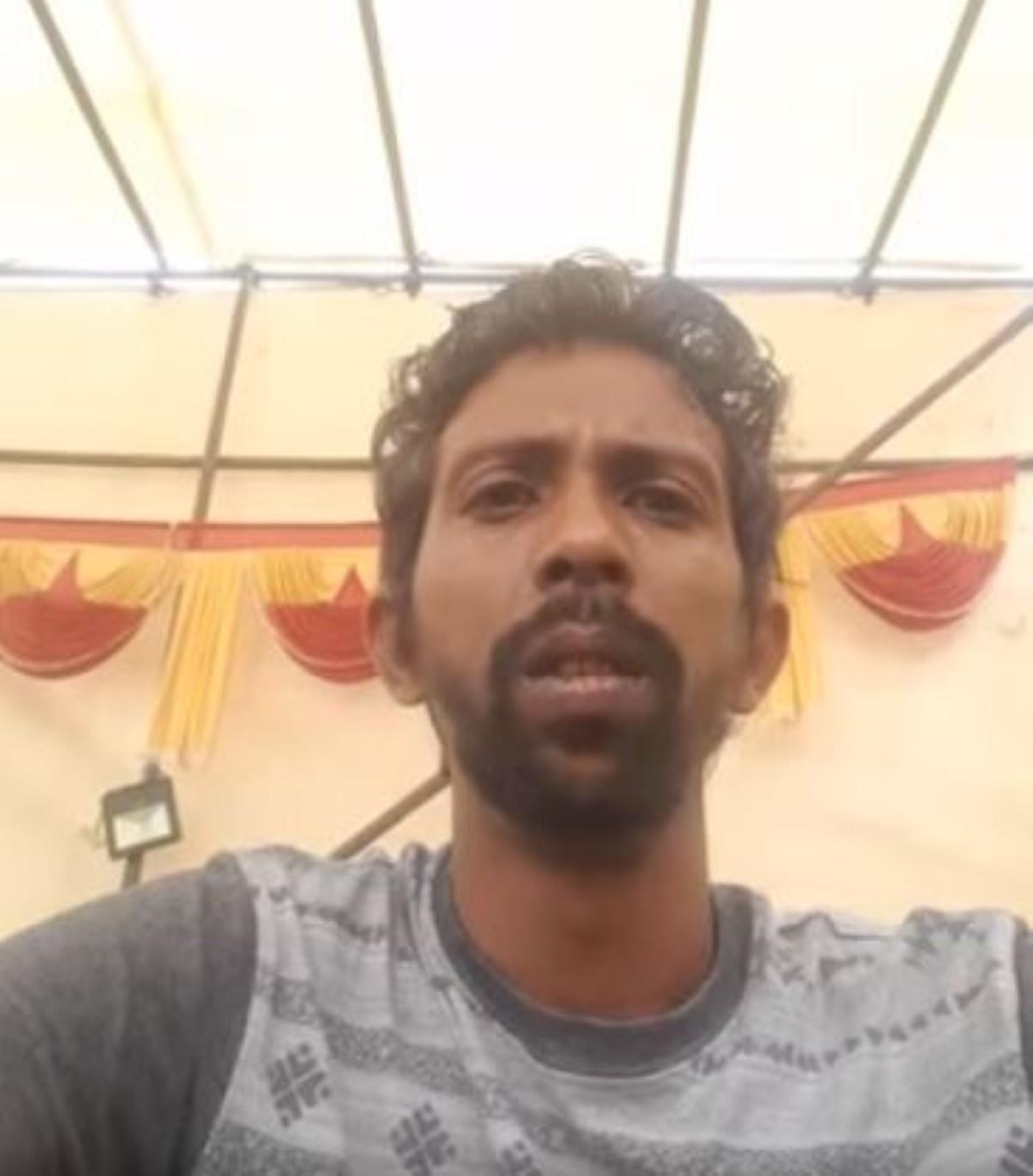Manque de transports en commun dans le Sud :  Nitin Jeeha entame son 3ème jour de grève de la faim