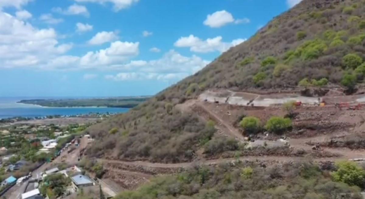 [Vidéo] Polémique : permis de construction de la Tourelle de Tamarin en plein confinement
