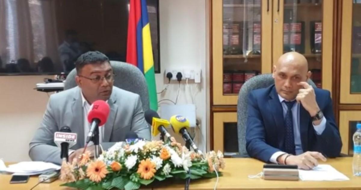"""[Vidéo] Quand Sawmynaden affirmait que """"le directeur de la STC n'a jamais favorisé la firme de son beau-frère"""""""