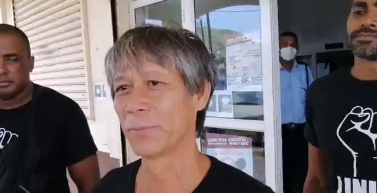 Au tribunal de Bambous : Percy Yip Tong libéré sous caution