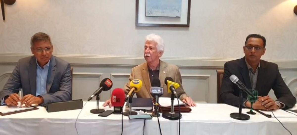 Paul Bérenger : « Nous ne sommes pas d'accord que Ramgoolam soit présenté au poste de Premier ministre »
