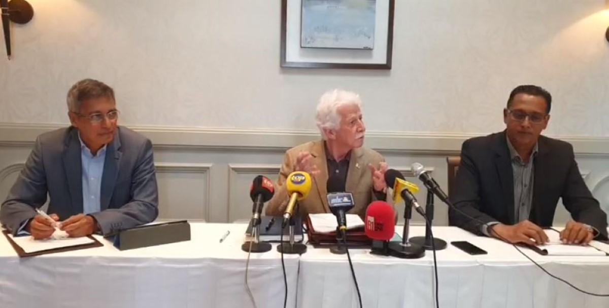 « Nous voulons que Boolell reste leader de l'opposition »