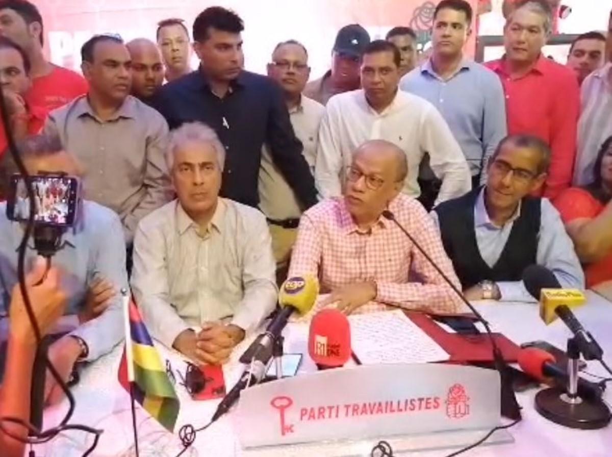 Ramgoolam : « Depuis quand choisit-on un Premier ministre pour les élections municipales ?»