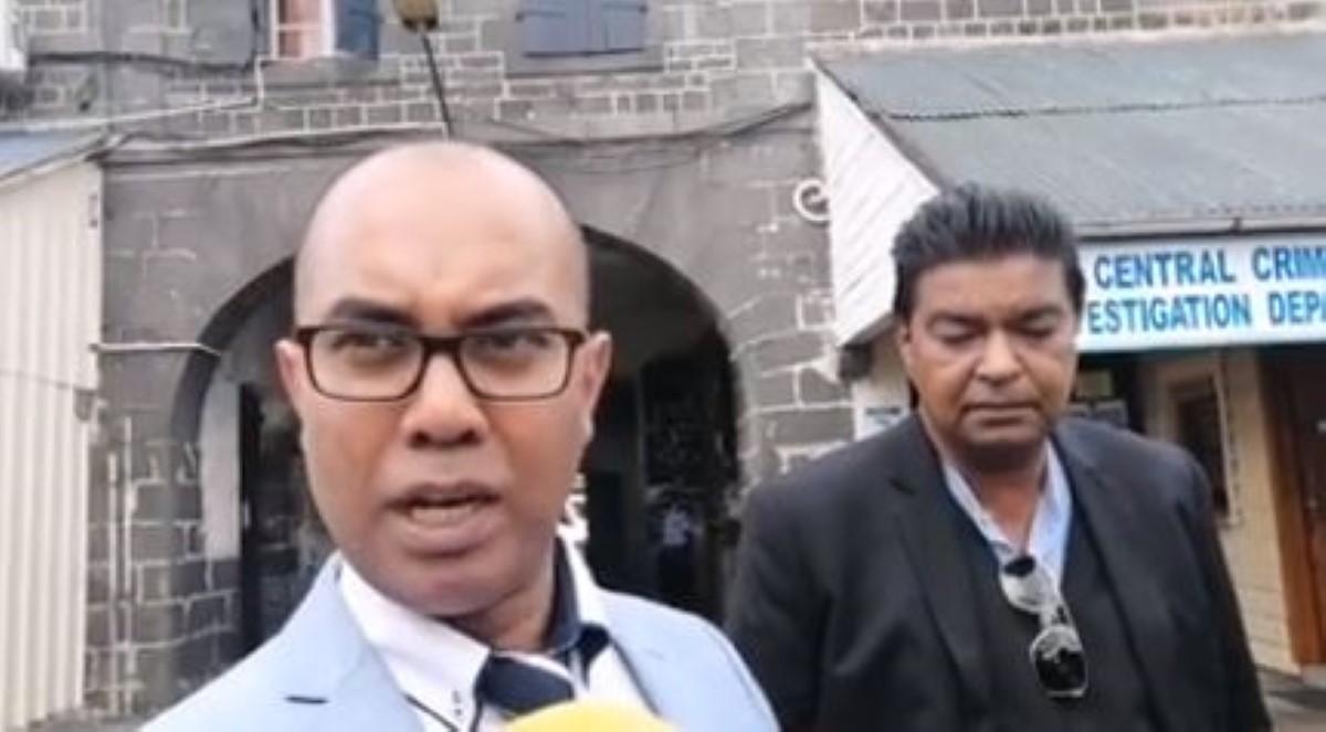 Affaire Sherry Singh : « Un couteau à double tranchant », affirme Yusuf Mohamed