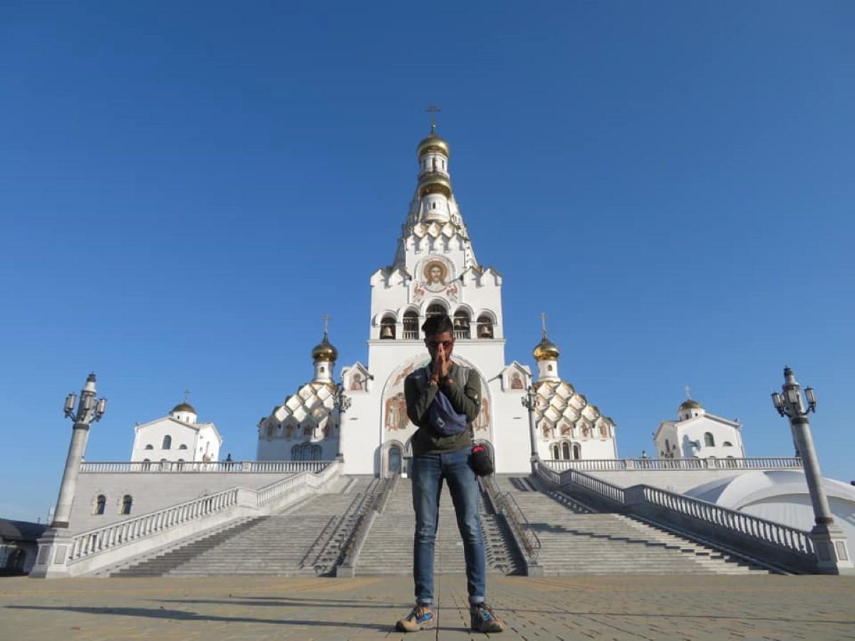 [Vidéo] Le Mauricien Gevish Kumar Kheddo bat le record du monde en visitant tous les pays d'Europe à l'âge de 19 ans
