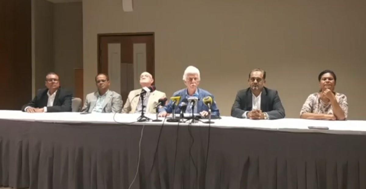 Bérenger : « Duval sera un bon leader de l'opposition »