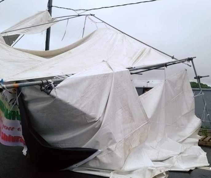 Malgré le Covid-19 et le mauvais temps, le pèlerins convergent vers Grand-Bassin