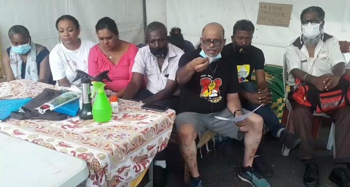 A l'île Maurice, trois femmes entament une grève de la faim pour dénoncer des cas de harcèlement sur leur lieu de travail
