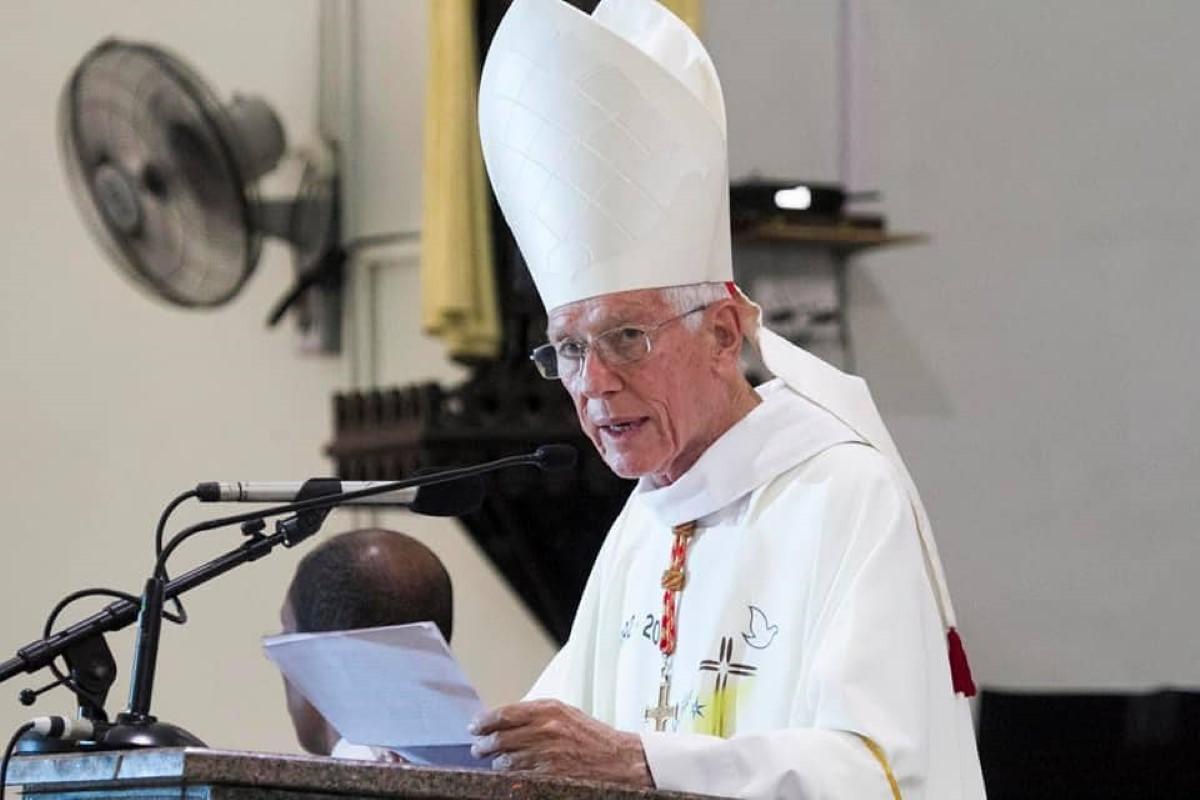 Covid-19 :  le Cardinal Maurice Piat décide de maintenir les messes jusqu'à nouvel ordre