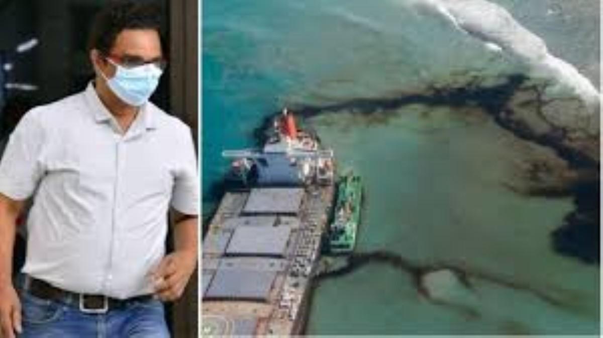 Naufrage du Wakashio: La police insiste pour que le capitaine Nandeshwar reste en détention