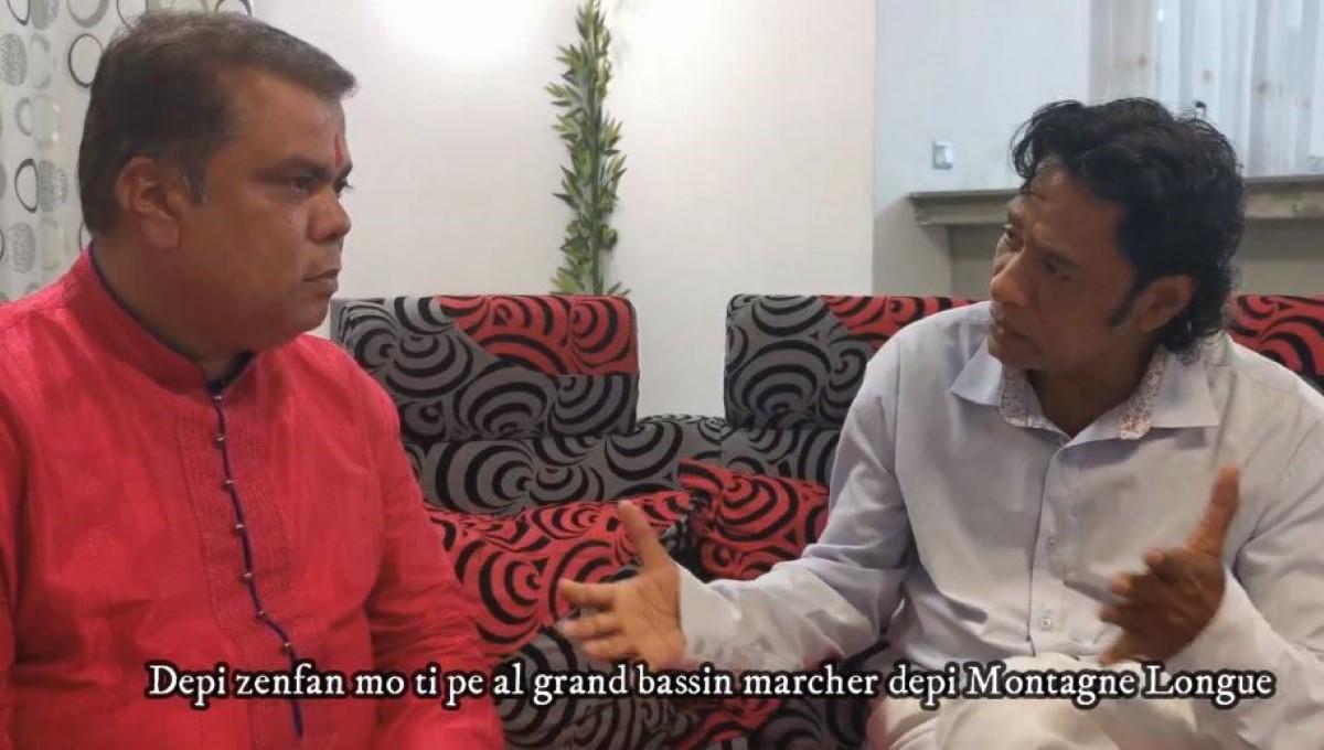[Vidéo] Nando redécouvre la fête Maha Shivratree avec un Guruji