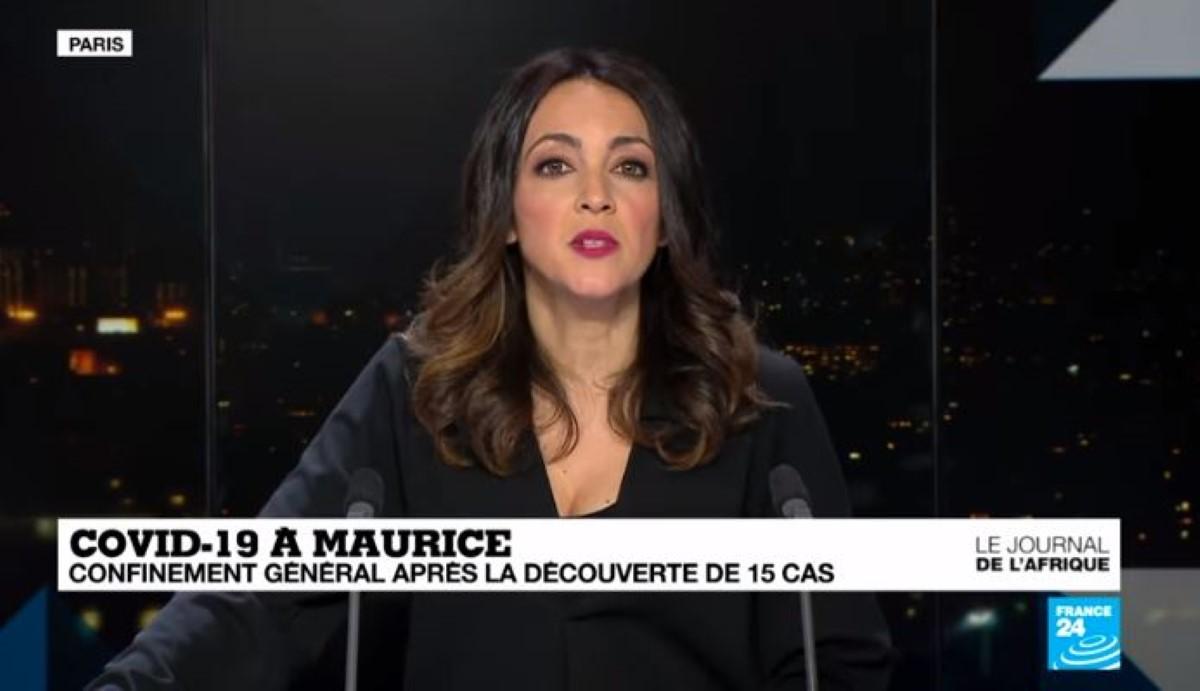 [Vidéo] Un reportage sur France 24 parle de 6 variants sud africain et 1 variant anglais recensés à l'île Maurice