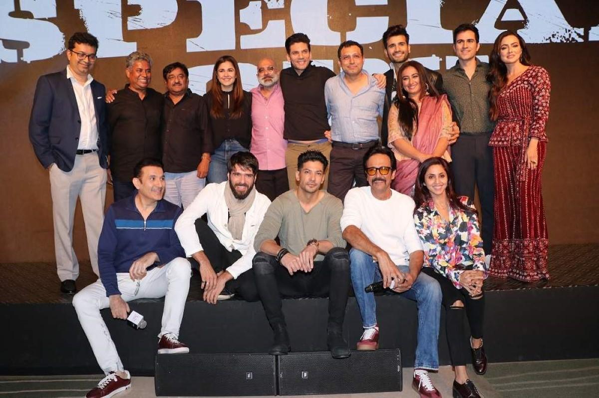 L'équipe de tournage d'une série indienne « Special OPS » est bloquée à Maurice