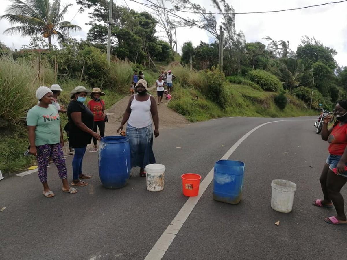 [Vidéo] A Rodrigues, la colère est grandissante face aux problèmes d'eau