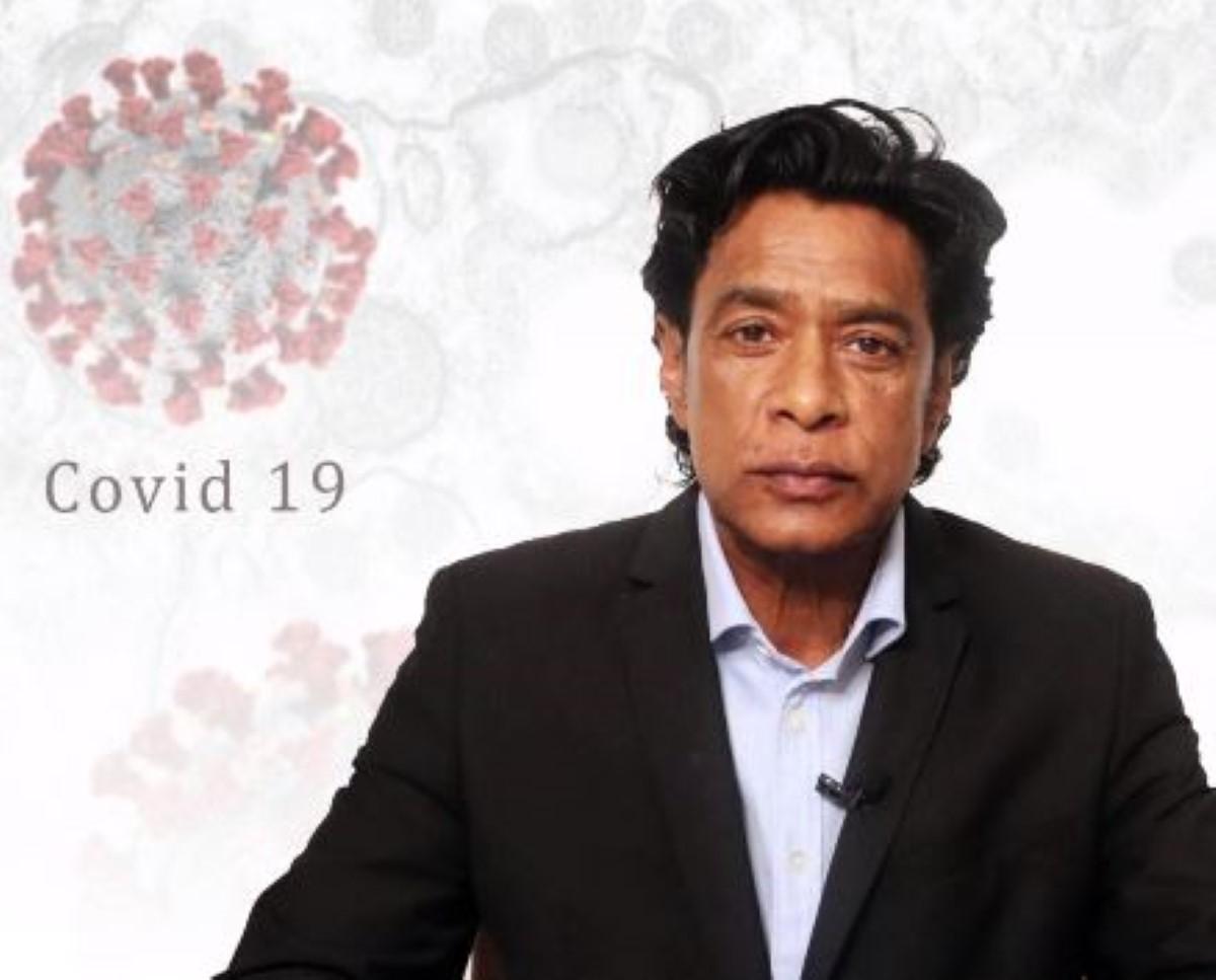 [Vidéo] Nando Bodha : « Je me demande comment une telle commande est devenue une livraison de Covaxin ? »