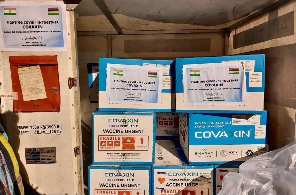 15 dollars la dose de Covaxin, soit 3 452 250 millions de dollars US pour 230 150 doses