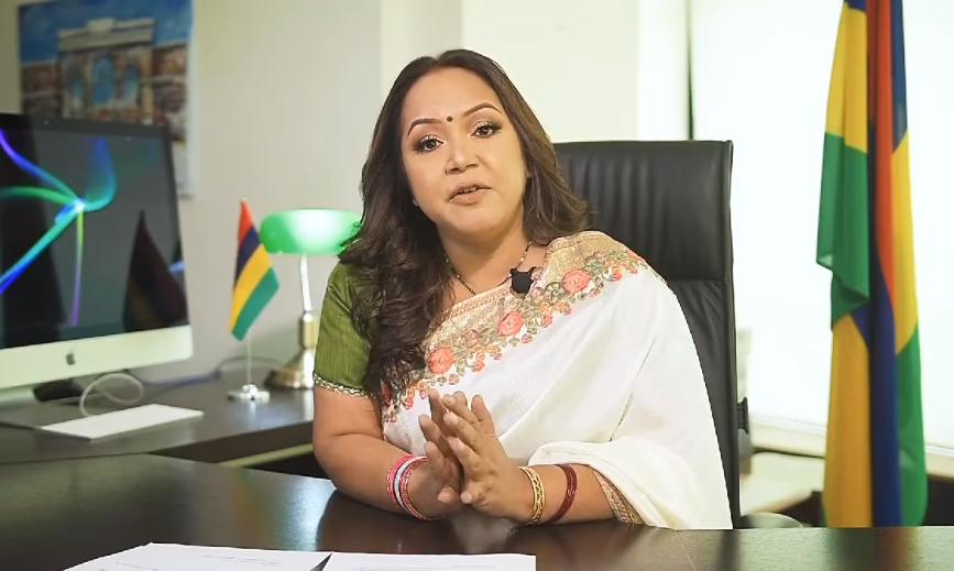 "Scandale Telegram : la ministre Kalpana Koonjoo-Shah se dit ""indignée"""