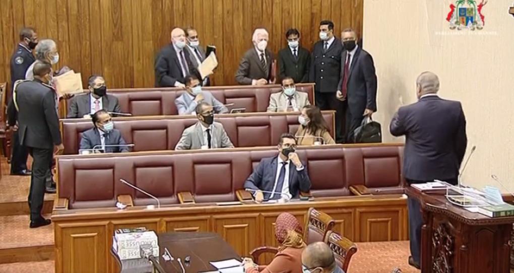 Diplomatie : Le gouvernement profite du lapsus d'Assirvaden dans l'affaire Soodhun