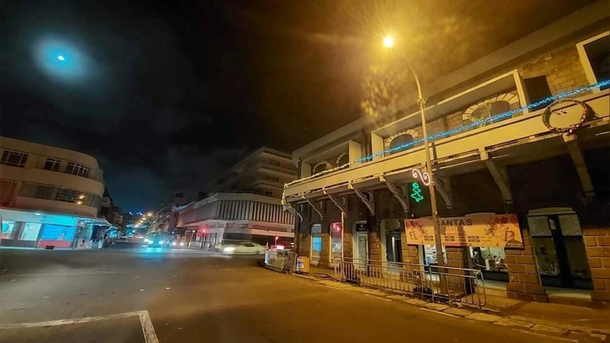 Covid-19: Confinement sanitaire et couvre-feu en vigueur à l'île Maurice