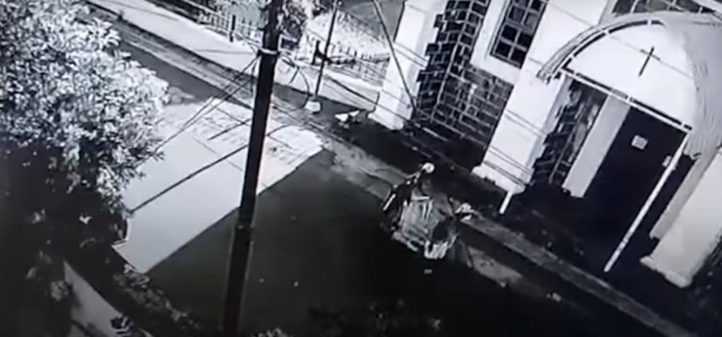 Eglise de Notre Dame du Rosaire : un suspect arrêté dans le vol des marches en pierre