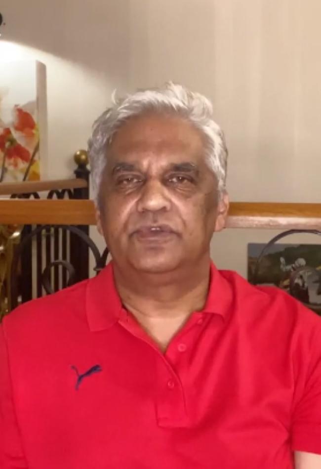 Rama Valayden exige l'annulation des examens du Primary School Achievement Certificate (PSAC)