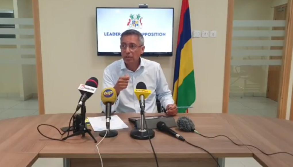 Interdiction aux députés de circuler : Xavier Duval parle d'un acte délibéré et d'une machination du gouvernement