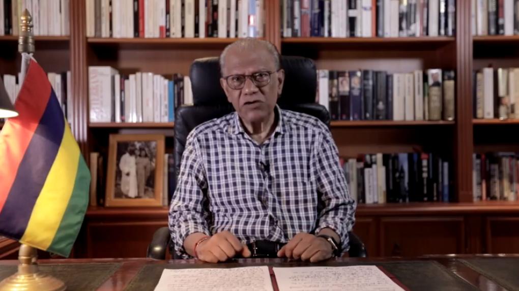 [Vidéo] Navin Ramgoolam réclame le départ du Dr Gaud sur-le-champ