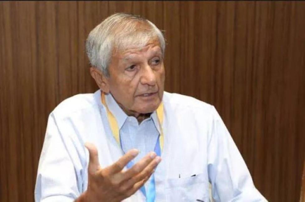 Le franco-malgache Salim Ismaïl du groupe Socota