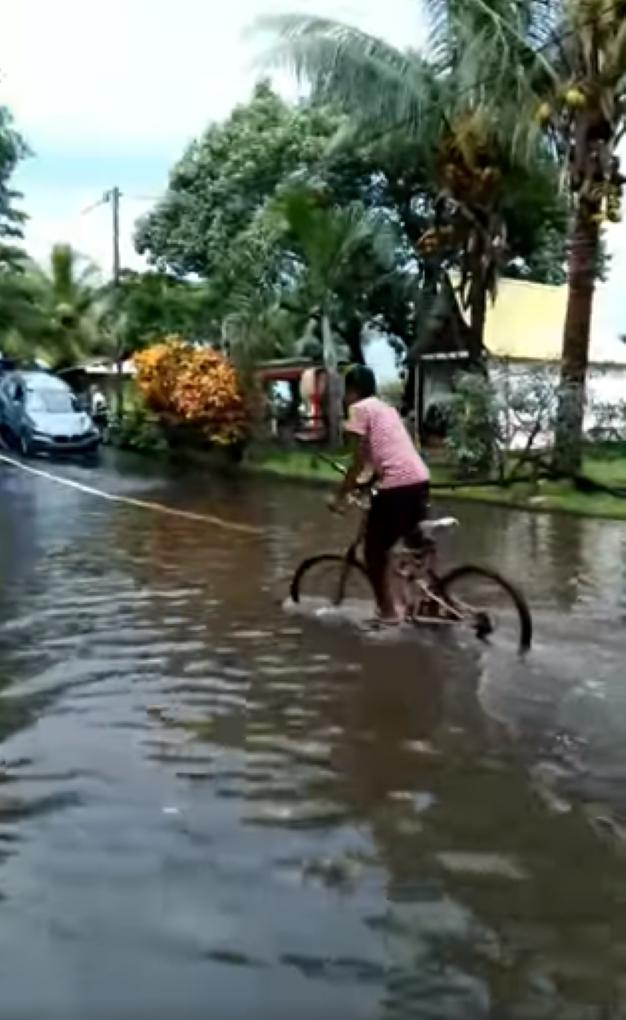 [Vidéos] Crues spectaculaires et inattendues dans le Sud de l'île, une menace présente à chaque forte pluie