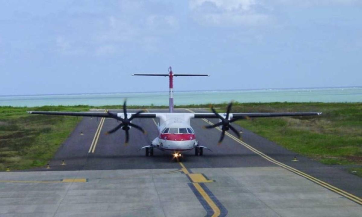 """Air Mauritius : en plein vol vers Rodrigues, l'avion fait demi-tour en raison du """"mauvais temps"""""""