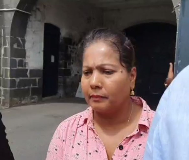 Enquête sur l'emploi fictif : la veuve Kistnen a nié en bloc les allégations de Sawmynaden